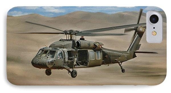 Uh-60 Blackhawk IPhone Case