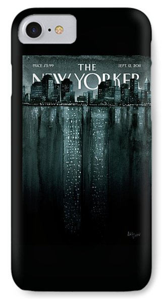 New Yorker September 12th, 2011 IPhone Case