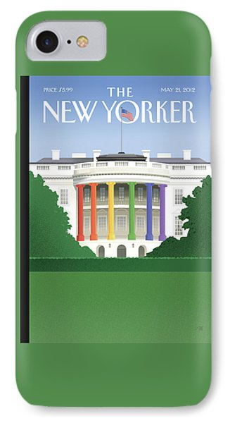 New Yorker May 21st, 2012 IPhone Case