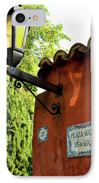 Uruguay Colonia Del Sacramento Barrio IPhone Case