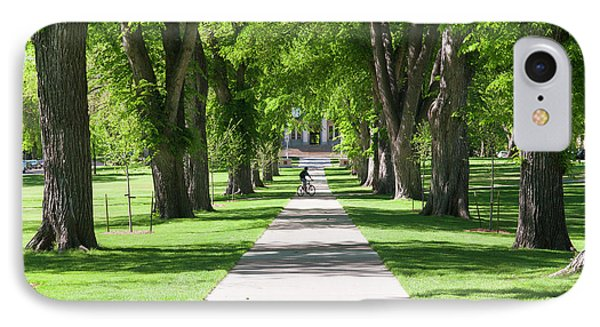 Usa, Co, Fort Collins IPhone Case
