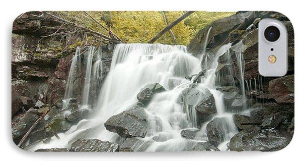 West Virginia Waterfall IPhone Case