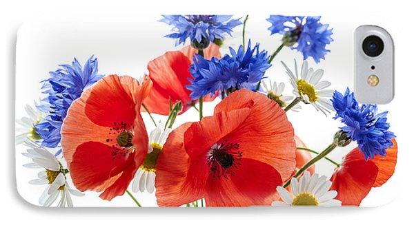 Wildflower Bouquet IPhone Case