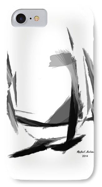 Abstract Series II IPhone Case