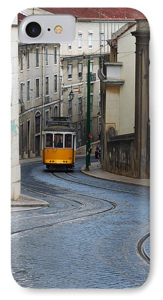 Portugal Luggage Tag IPhone Case
