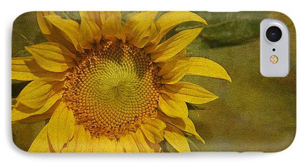 Sunflower iPhone 8 Case - Sunflower by Cindi Ressler