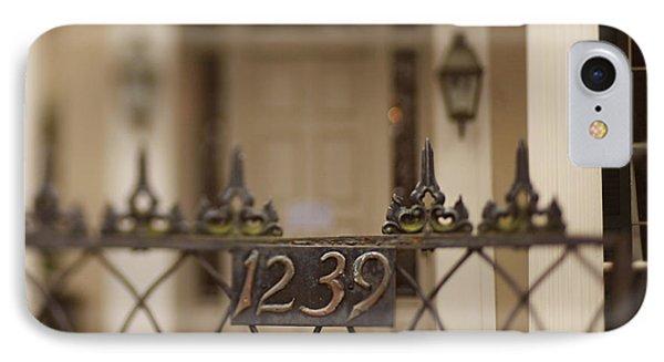 1239 Gate IPhone Case
