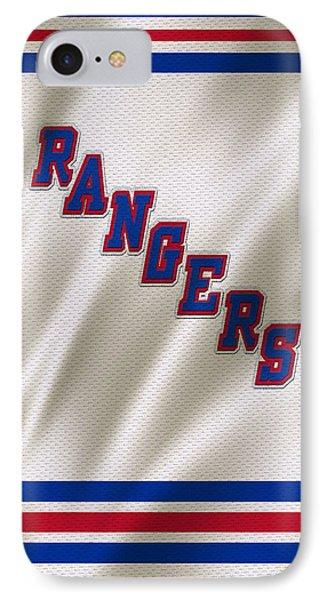 New York Rangers IPhone Case