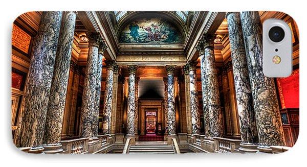 Minnesota State Capitol  IPhone Case