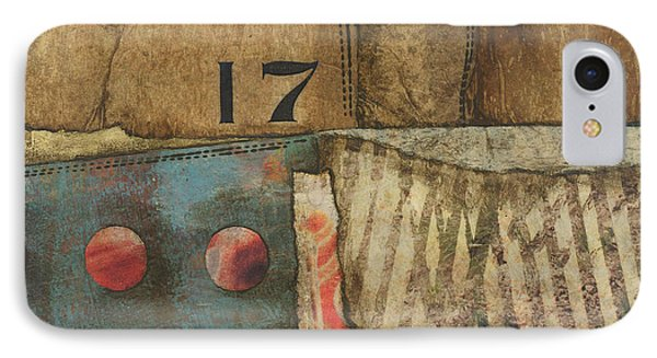 17 Straights In The River IPhone Case