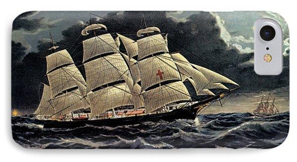 1850s Clipper Ship Dreadnought - IPhone Case