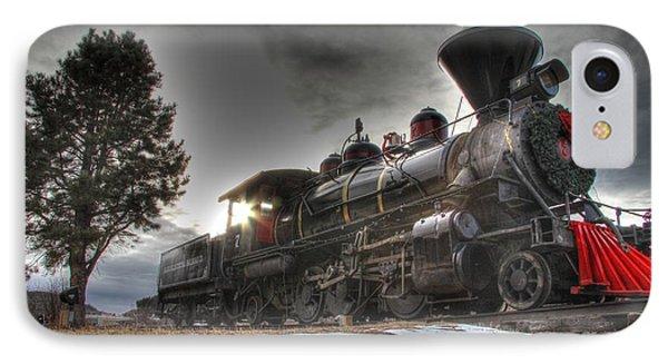 1880 Train IPhone Case