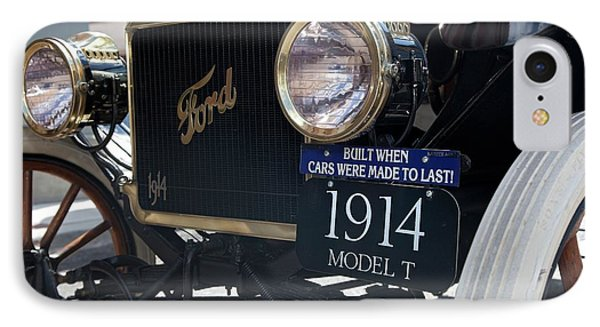 1914 Ford Model T IPhone Case