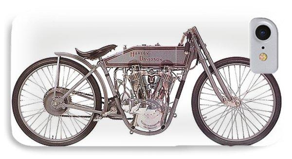 1915 Harley-davidson 11-k IPhone Case