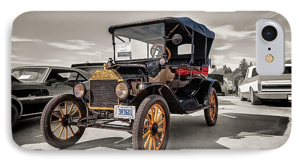 1916 Ford Model T IPhone Case