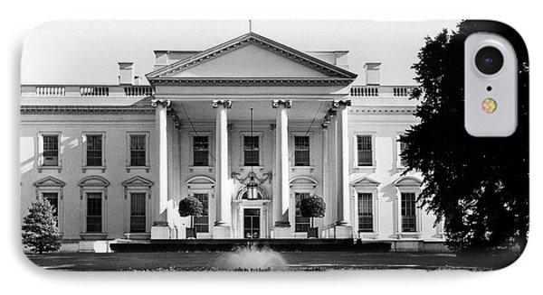 1920s 1930s The White House Washington IPhone Case