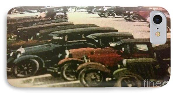 1920's Autos IPhone Case