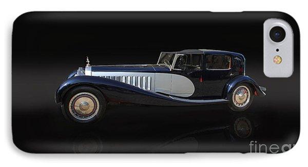 1929 Bugatti Type 41 Royale IPhone Case