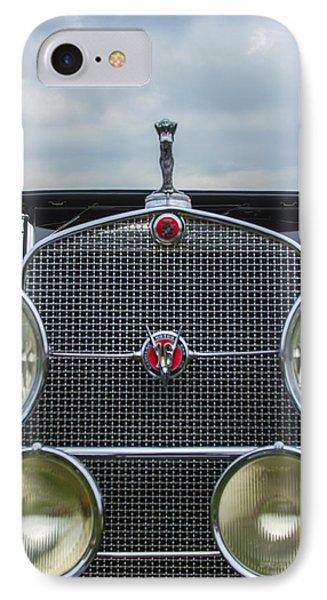 1930 Cadillac V-16 IPhone Case