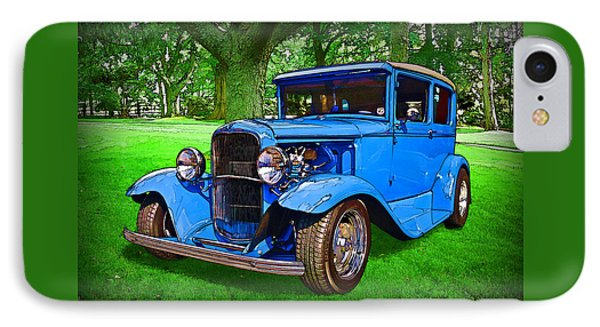 1930 Ford IPhone Case