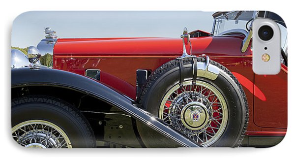 1932 Stutz Bearcat Dv32 IPhone Case