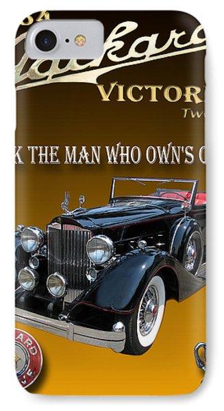 1934 Packard IPhone Case