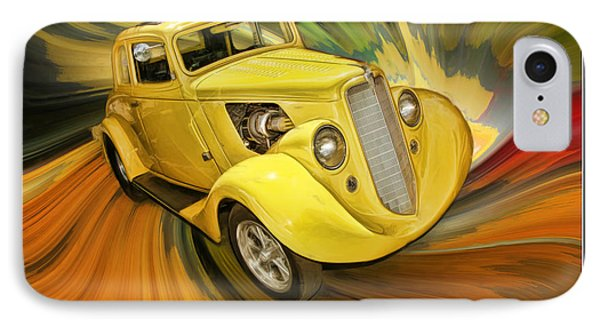 1936 Willys IPhone Case
