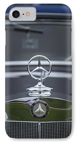 1937 Mercedes Benz IPhone Case