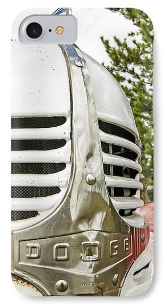 1939 Dodge Truck Grill IPhone Case