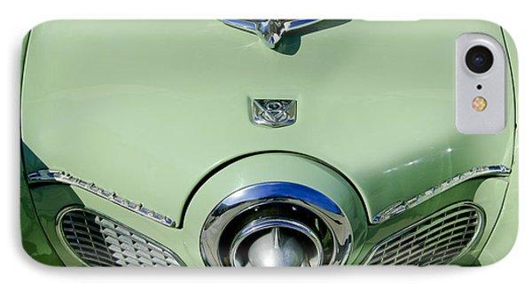 1951 Studebaker Commander Hood Ornament 2 IPhone Case