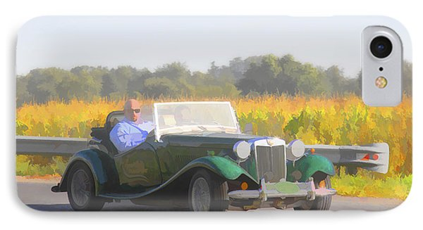 1953 Mg Td IPhone Case