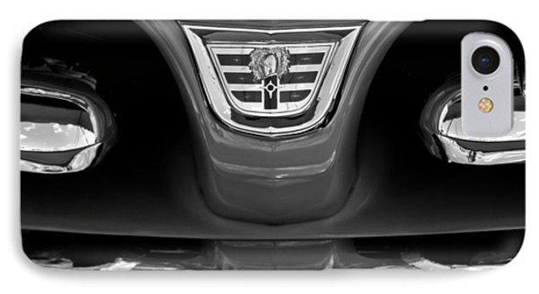 1956 Dodge Royal Lancer Grille Emblem IPhone Case