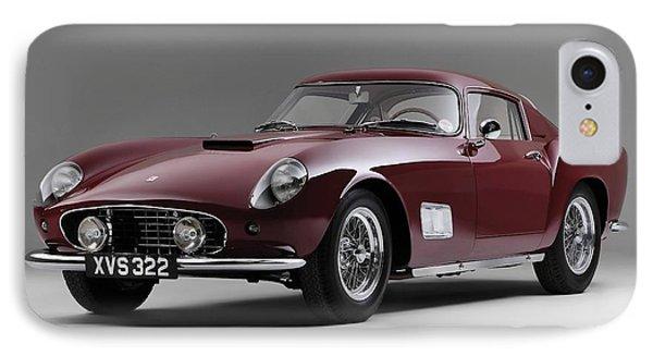 1956 Ferrari Gt 250 Tour De France IPhone Case
