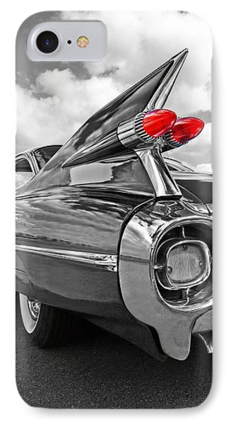 1959 Cadillac Tail Fins IPhone Case
