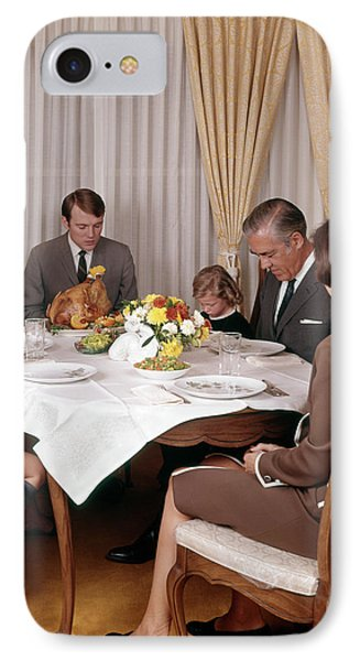 1960s 1970s Three Generation Family IPhone Case