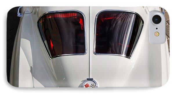 1963 Chevrolet Corvette Split Window -399c IPhone Case