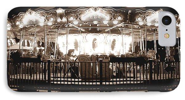 1964 Allan Herschell Carousel IPhone Case