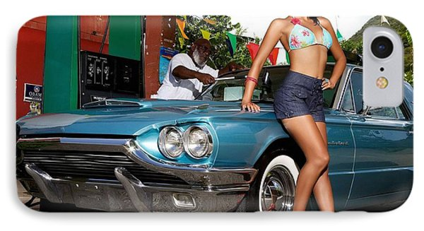 1966 Thunderbird IPhone Case