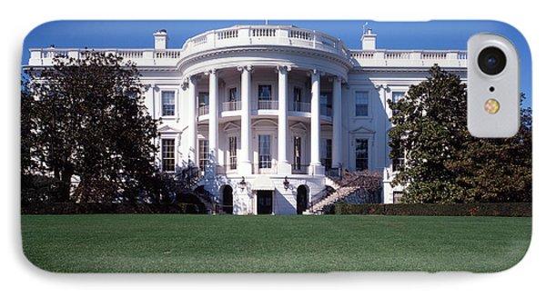 1970s The White House Washington Dc Usa IPhone Case