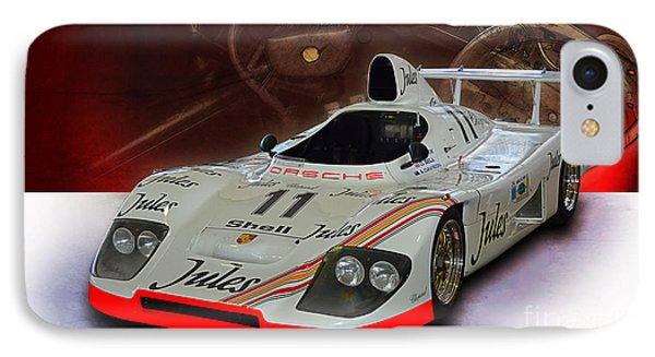 1981 Porsche 936/81 Spyder IPhone Case