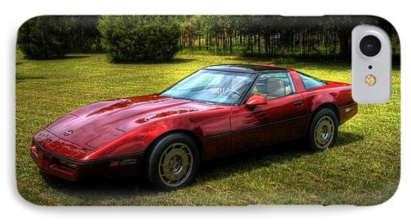 1986 Corvette IPhone Case