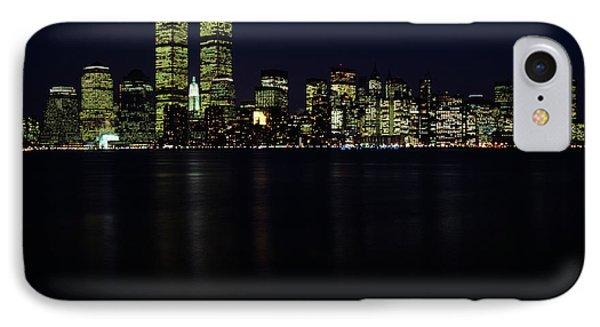 199os Skyline New York City Ny Downtown IPhone Case