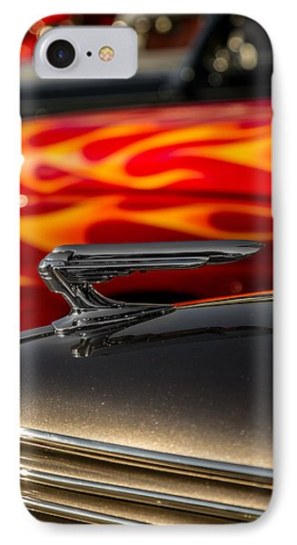 1939 Graham Coupe Hood Ornament IPhone Case