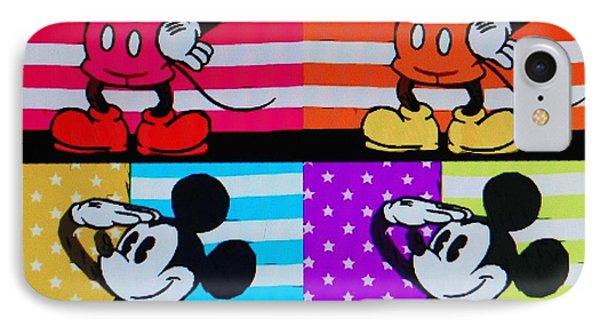 American Mickey IPhone Case