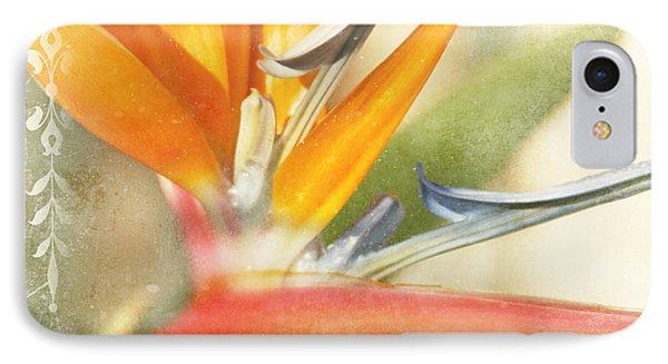 Bird Of Paradise - Strelitzea Reginae - Tropical Flowers Of Hawaii IPhone Case