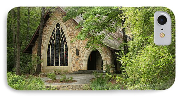 Callaway Gardens Chapel - Pine Mountain Georgia IPhone Case