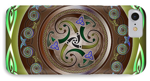Celtic Pattern IPhone Case