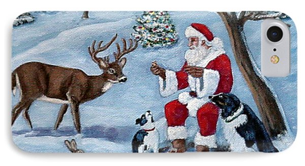 Christmas Treats IPhone Case