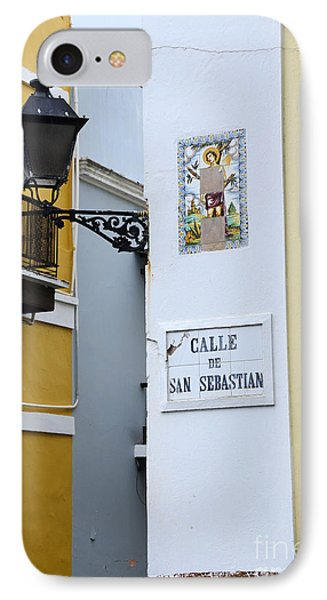 Colorful Old San Juan IPhone Case