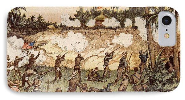 Cuba San Juan Hill, 1898 IPhone Case